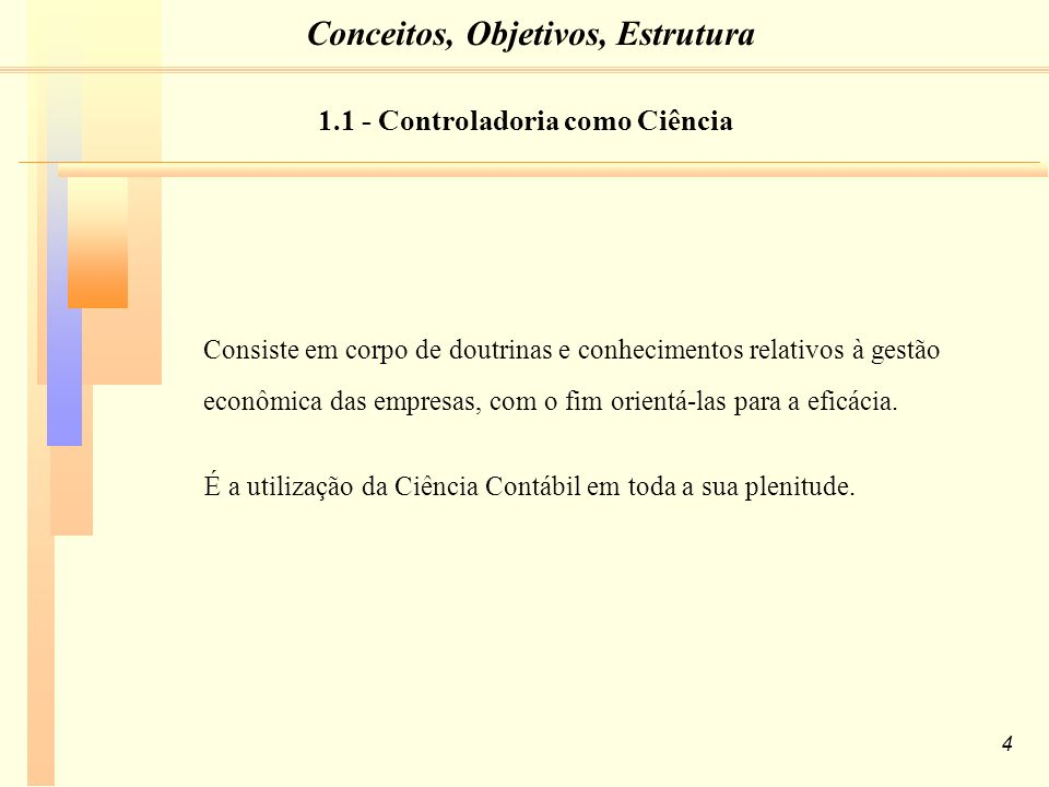 35 1.29 - Exemplo: Potencial de Rentabilidade Futura Conceitos, Objetivos, Estrutura