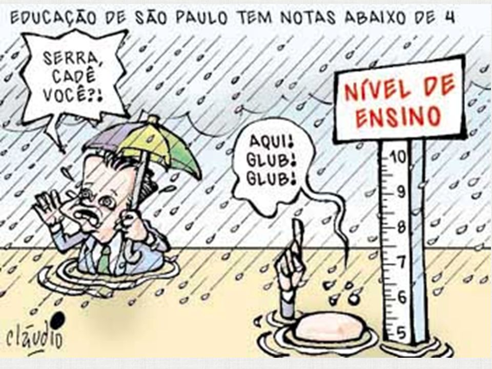 Pesquisa aponta queda no número de estudantes no Brasil: nível de escolaridade sobe O nível de escolaridade da população brasileira aumentou em 2007, mas havia menos estudantes nas salas de aulas que em 2006.