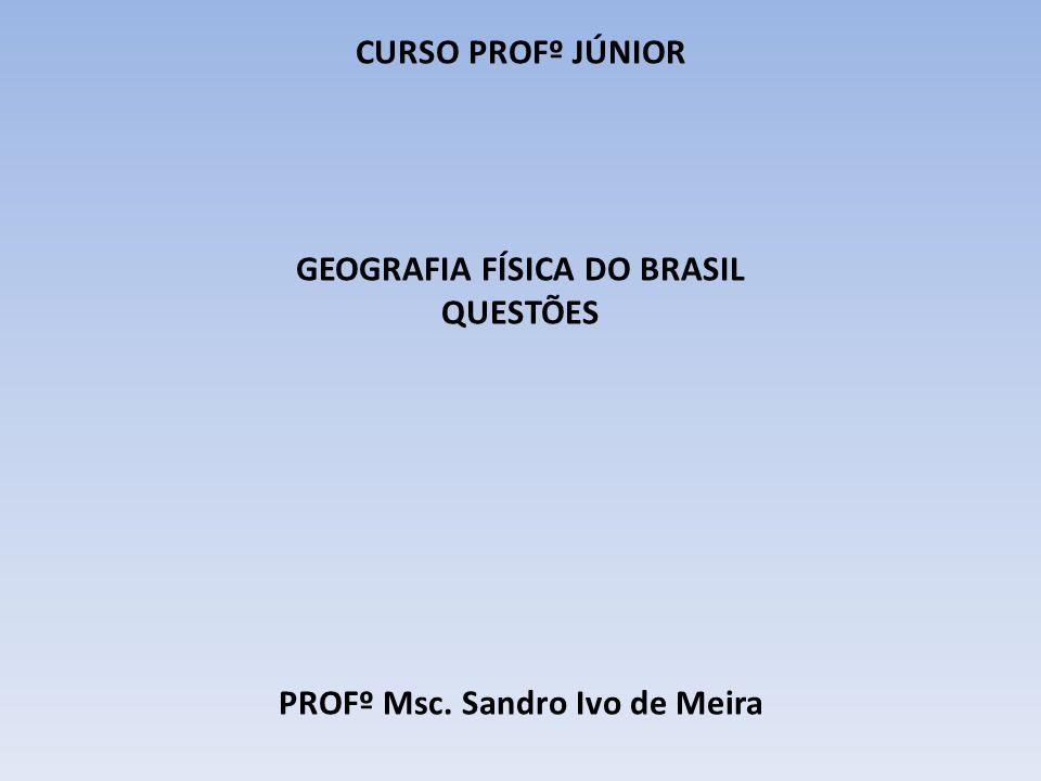 11) (Fuvest-2007) A observação de faunas dos continentes do hemisfério Sul revela profundas diferenças.