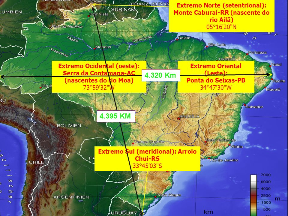 I - ESCUDOS DAS GUIANAS II – ESCUDO BRASILEIRO: 1- NÚCLEO SUL-AMAZÔNICO 2- NÚCLEO ATLÂNTICO 3- NÚCLEO ARAGUAIO- TOCANTINO 4- NÚCLEO BOLÍVIO-MATO- GROSSENSE 5- NÚCLEO GURUPI 6- NÚCLEO DO PAMPA BACIAS A – AMAZÔNICA B – MEIO-NORTE C - SANFRANCISCANA D – PARANAICA E – PANTANAL F – COSTEIRA