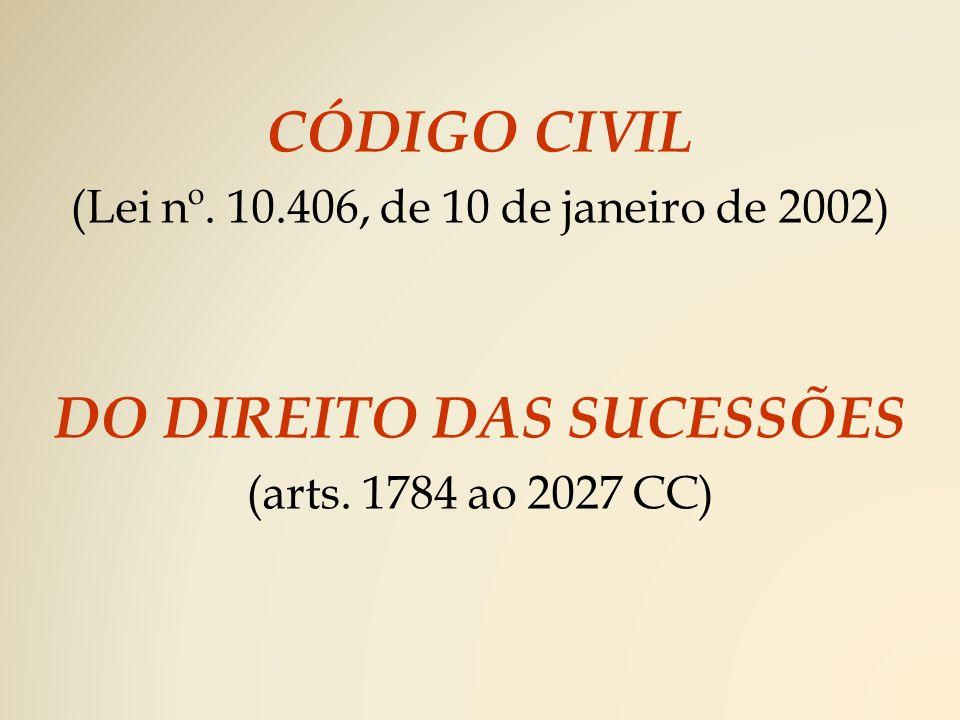 DO DIREITO SUCESSÓRIO DO COMPANHEIRO NO NOVO CC Fonte: www.gontijo-família.adv.br