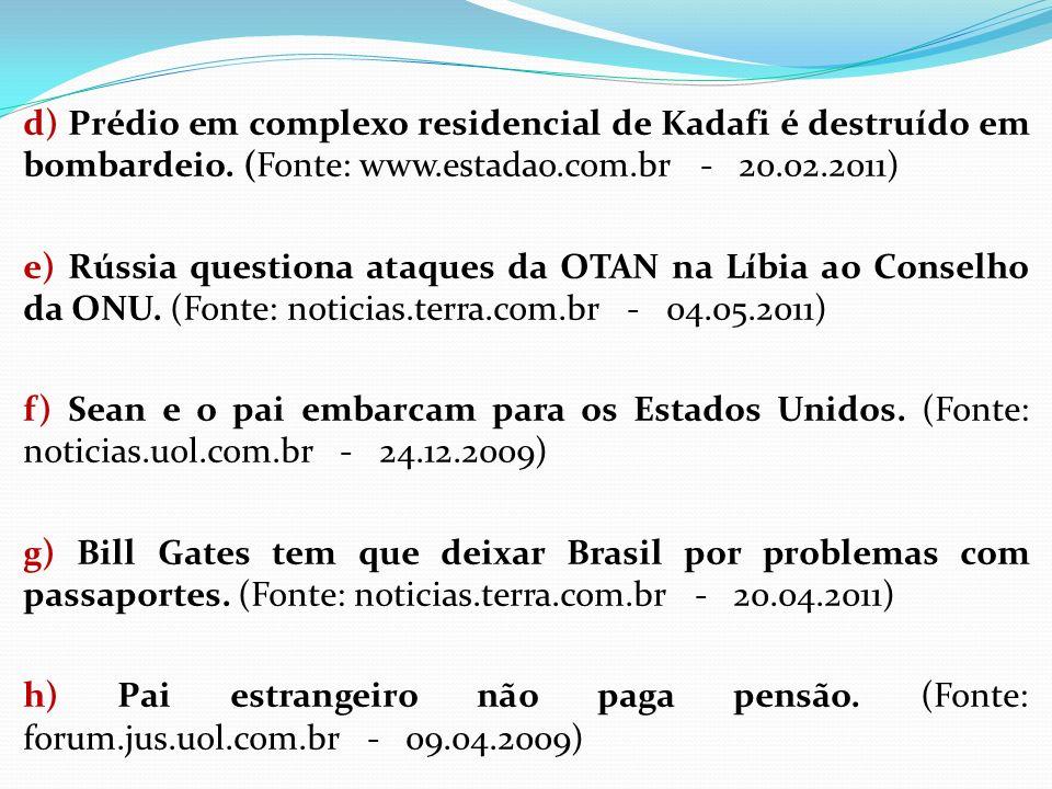 ASPECTOS RELEVANTES - O instituto de Plenos Poderes (Art.