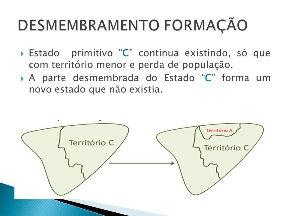 Aprovação por plebiscito da população diretamente interessada: esta é condição essencial, de tal forma que se não houver aprovação por plebiscito nem se passa à próxima fase.