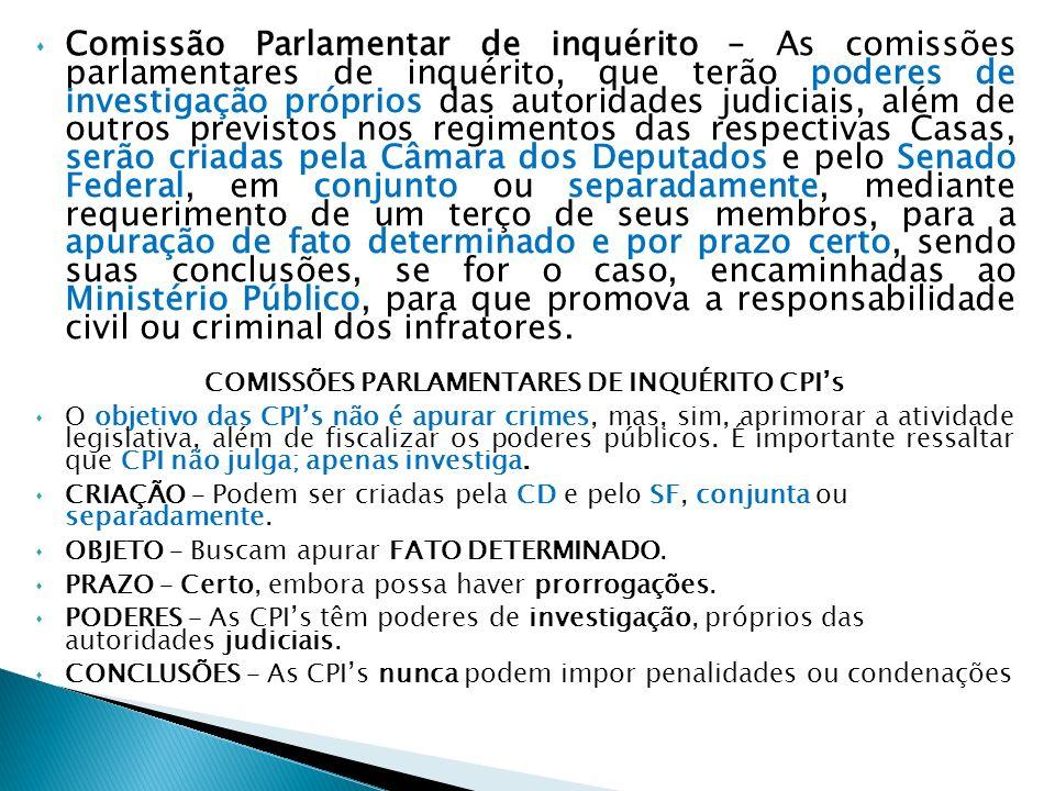 Imunidade parlamentares são prerrogativas inerentes à função parlamentar, garantidoras do exercício do mandato parlamentar, com plena liberdade.