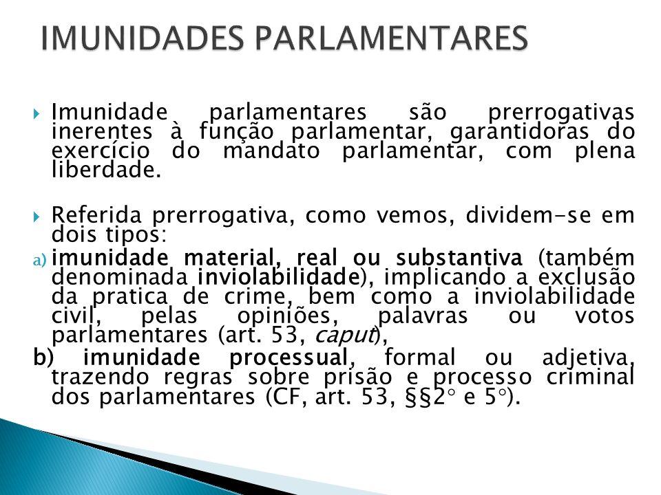 Parlamentares Estaduais – De acordo com o art.