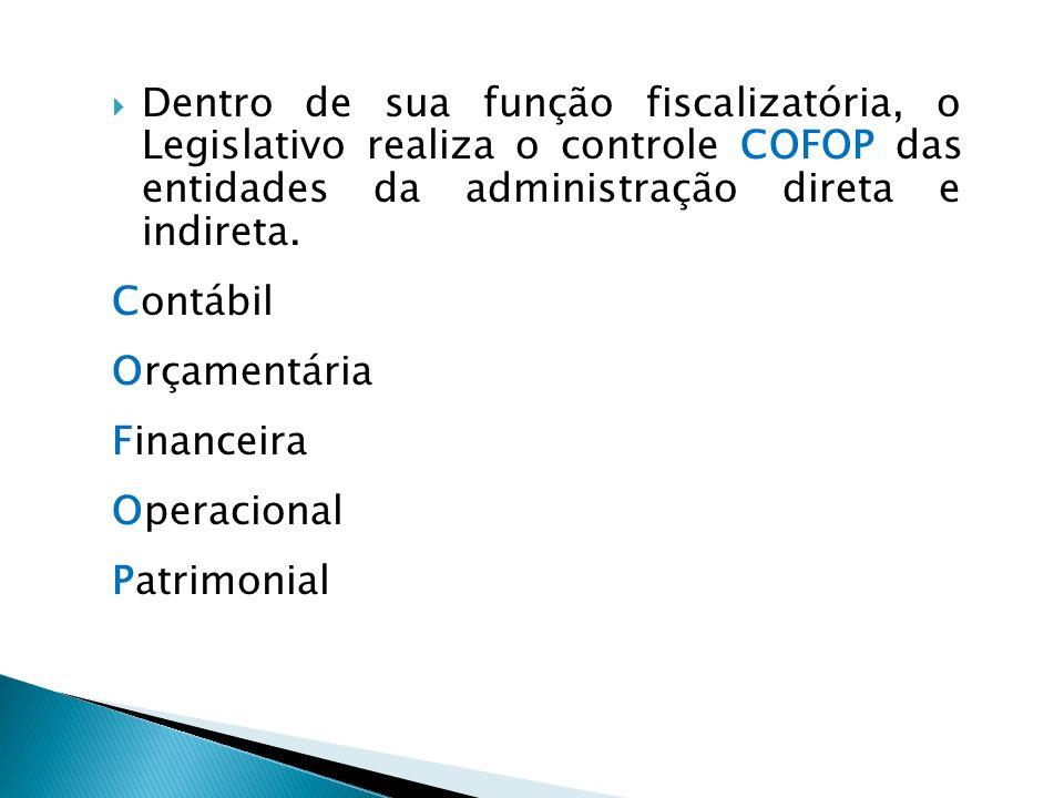 O controle externo, a cargo do Congresso Nacional, será exercido com o auxílio do Tribunal de Contas da União, ao qual compete: 1.