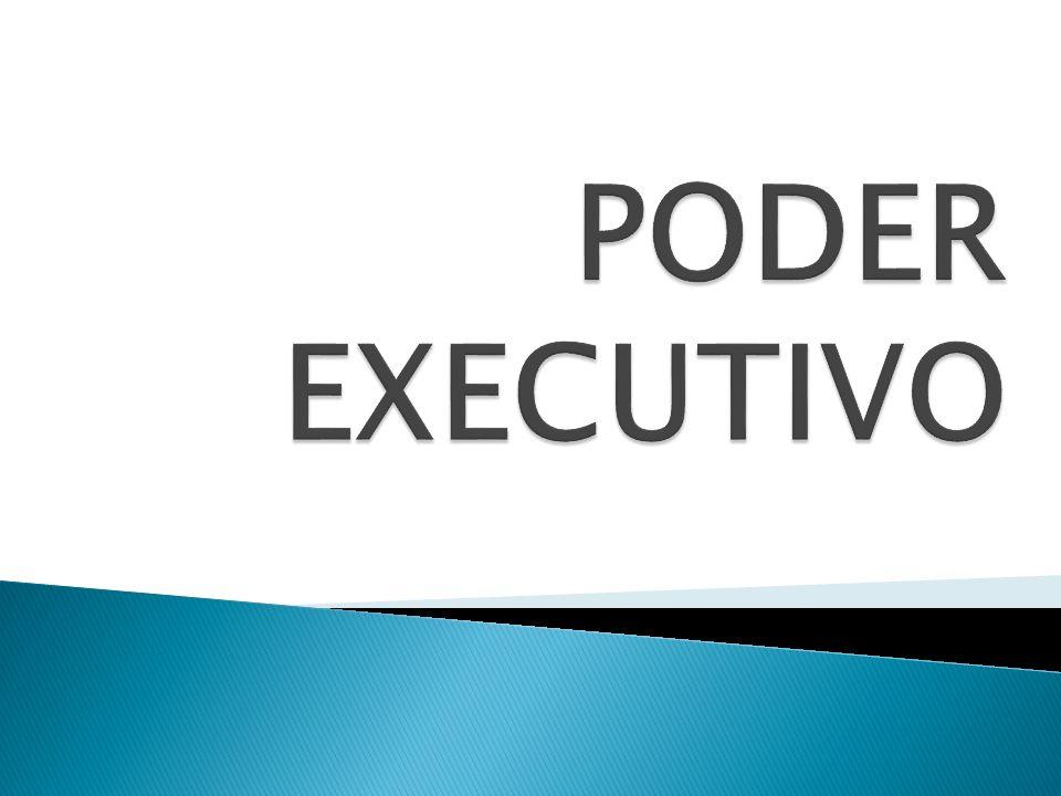 Poder Executivo – Funções Típicas e Atípicas.