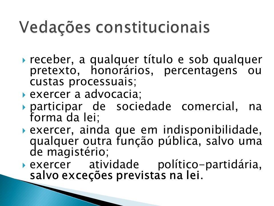 Nos artigos 131 e 132, a CF trata sobre a advocacia pública.