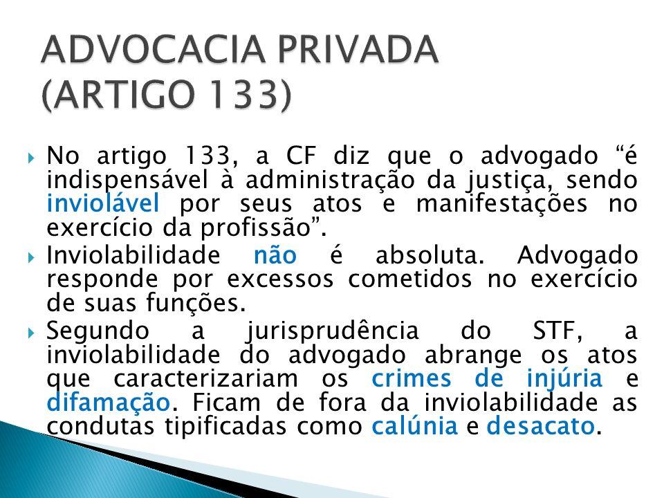 É instituição essencial à função jurisdicional do Estado, incumbindo-lhe a orientação jurídica e a defesa, em todos os graus, dos necessitados (lembrar que o art.