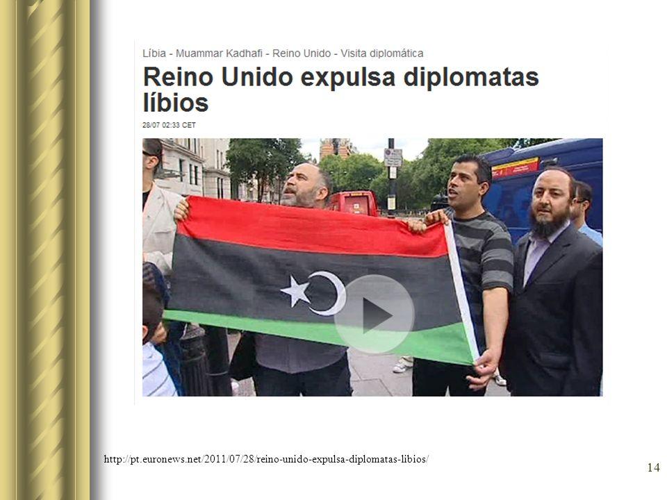 Rebeldes líbios instalam embaixadores em Londres e Paris 15 Além da vitória no terreno diplomático, oposição a Kadafi também conseguiu o controle de duas novas cidades http://exame.abril.com.br/economia/mundo/noticias/rebeldes-libios-instalam-embaixadores-em-londres-e-paris
