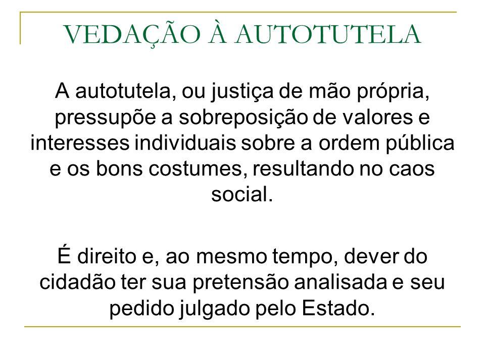 CONDIÇÕES DA AÇÃO PEDIDO Possibilidade jurídica do pedido: deve haver previsão legal para o provimento requerido (pedido imediato).