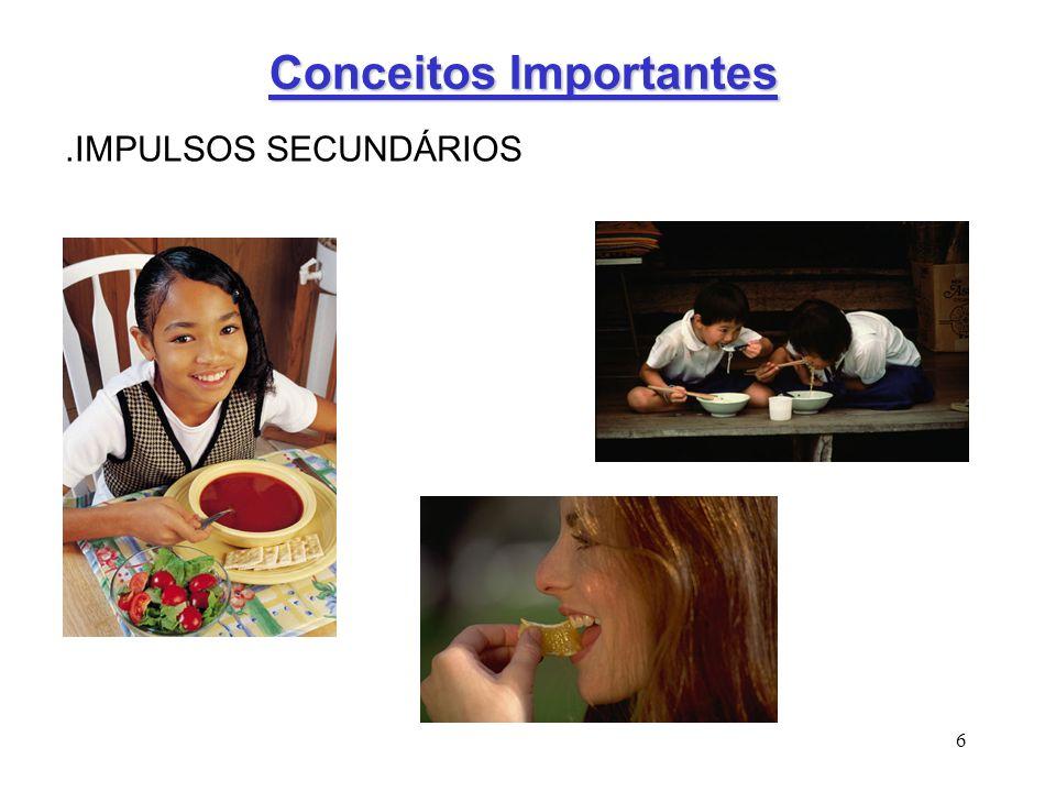 6 Conceitos Importantes.IMPULSOS SECUNDÁRIOS