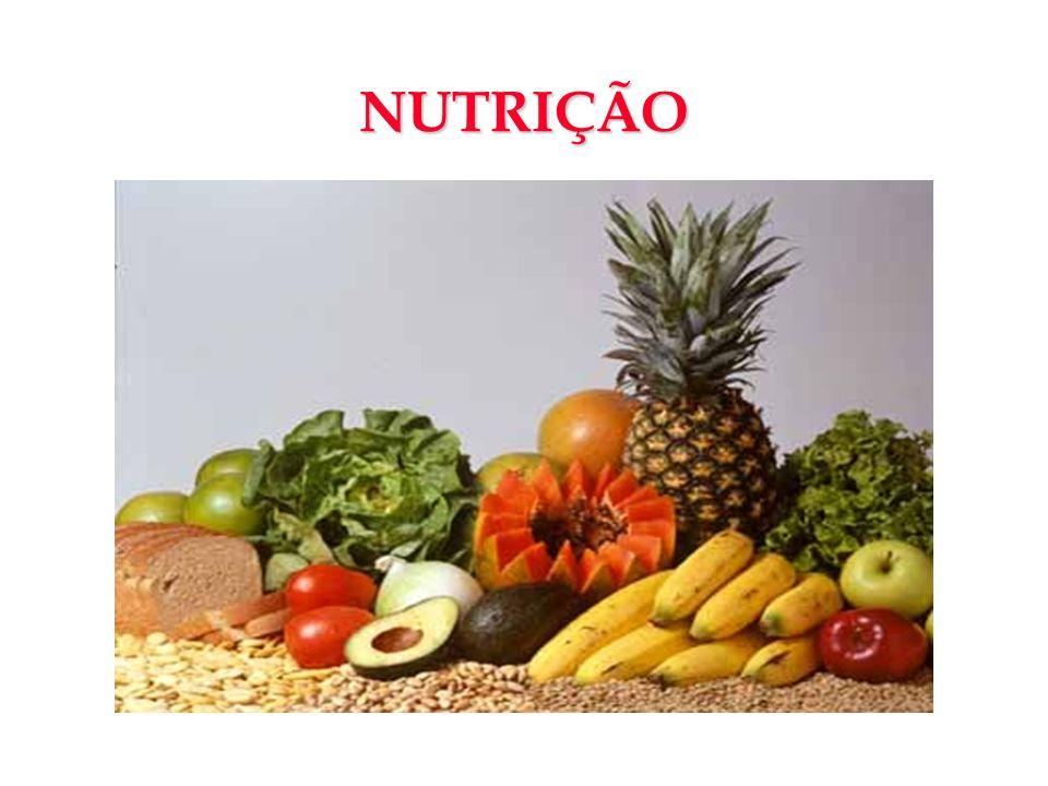 NUTRIÇÃO l Problemas nutricionais associados à pobreza: Desnutrição /Hipovitaminose / Bócio l Problemas nutricionais associados à hábitos alimentares inadequados: Dislipdemias / Anemia / Obesidade l Problemas nutricionais associados ao modo de vida: Doenças cardiovasculares / Diabetes / Neoplasias