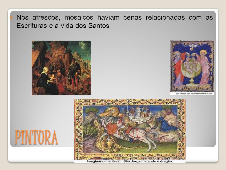 A PINTURA E A TAPEÇARIA Tapeçaria: A Senhora e o Unicórnio Retábulo de Fra Filippo Lippi