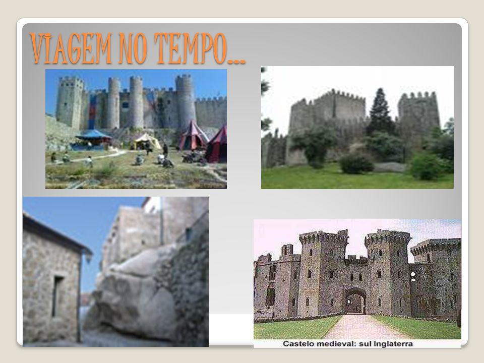 O SEU LUGAR NO TEMPO A Idade Média é subdividida em três períodos: a Alta Idade Média que decorre do século V (queda do Império Romano) ao X; a Idade