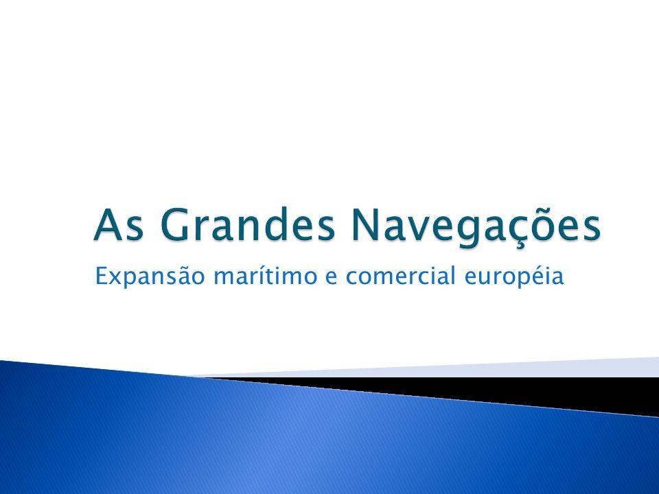 Expansão marítimo e comercial européia