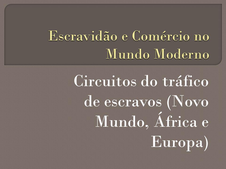 A escravidão no Brasil consolidou-se como uma experiência de longa duração a marcar diversos aspectos da cultura e da sociedade brasileira.