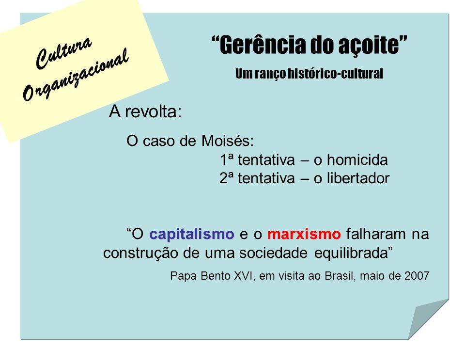 Cultura Organizacional INFLUÊNCIA DOS VALORES E DOS INTERESSES NO PROCESSO DE MUDANÇA DISSERTAÇÃO DE MESTRADO INFLUÊNCIA DOS VALORES E DOS INTERESSES NA IMPLANTAÇÃO DE UM PROCESSO DE MUDANÇA EM ORGANIZAÇÕES PÚBLICAS: o caso da Brigada Militar AUTOR: JOSÉ LUIZ LICKS Porto Alegre, dezembro de 2000 Caso da Brigada Militar Resumo: O objetivo desta pesquisa é verificar se a cultura organizacional e os interesses organizacionais atuaram como fonte de resistência ou de aceitação à mudança estrutural implementada na Brigada Militar do Rio Grande do Sul, no período de 1994 a 1997...