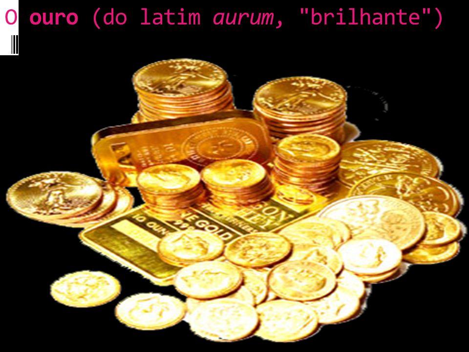 A mineração do ouro vem da época das minas gerais nos primeiros anos do Brasil.