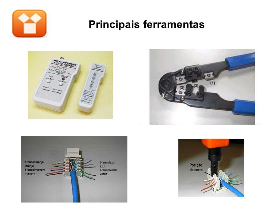 Principais ferramentas