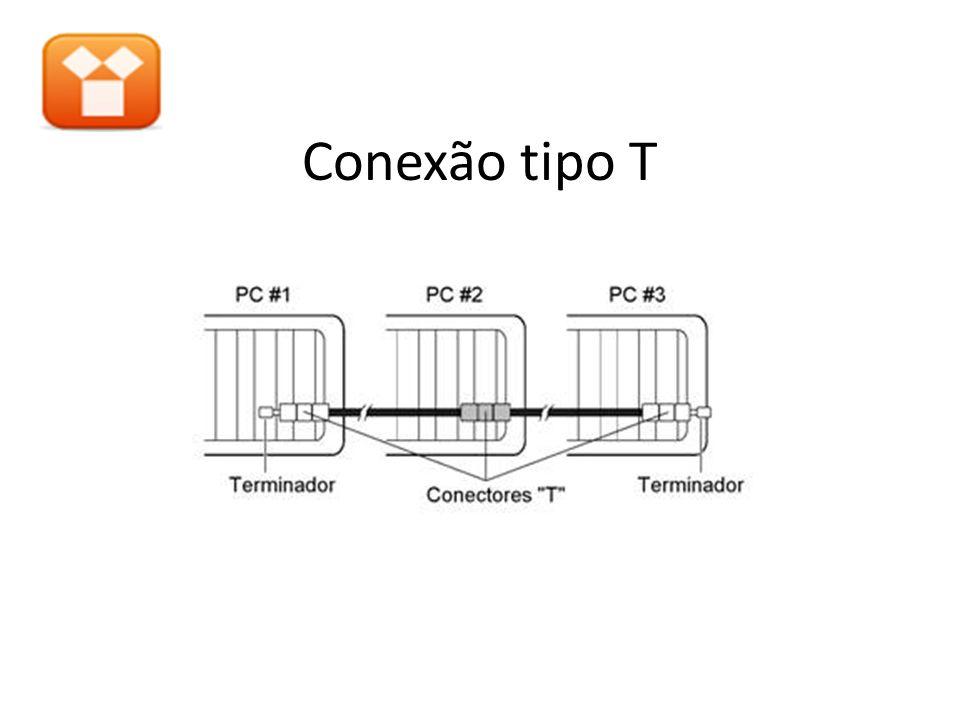 Conexão tipo T