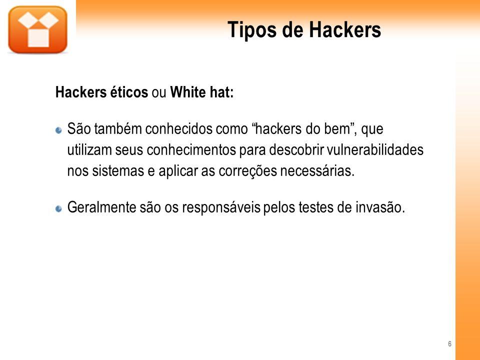DNS Spoofing Ocorre quando um servidor de DNS retorna um nome falso para um determinado IP; O usuário terá a sensação de esta acessando o site do nome falso; 57