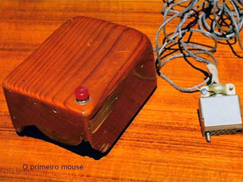 O primeiro mouse