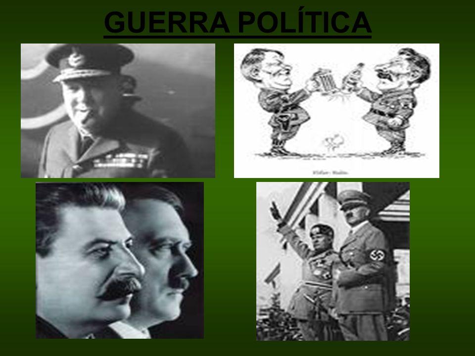REARMAMENTO ALEMÃO O início da 2ªGuerra Mundial - Projetos militares: O Alemanha – Itália – Japão (Eixo)- Pacto Anti-Komintern.