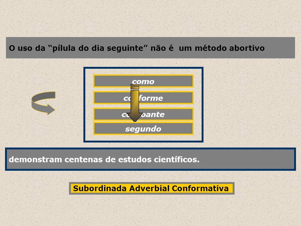 Deverás arcar com a consequência de uma gravidez indesejada, insistes em não usar os diversos métodos contraceptivos., disse a mãe à filha.
