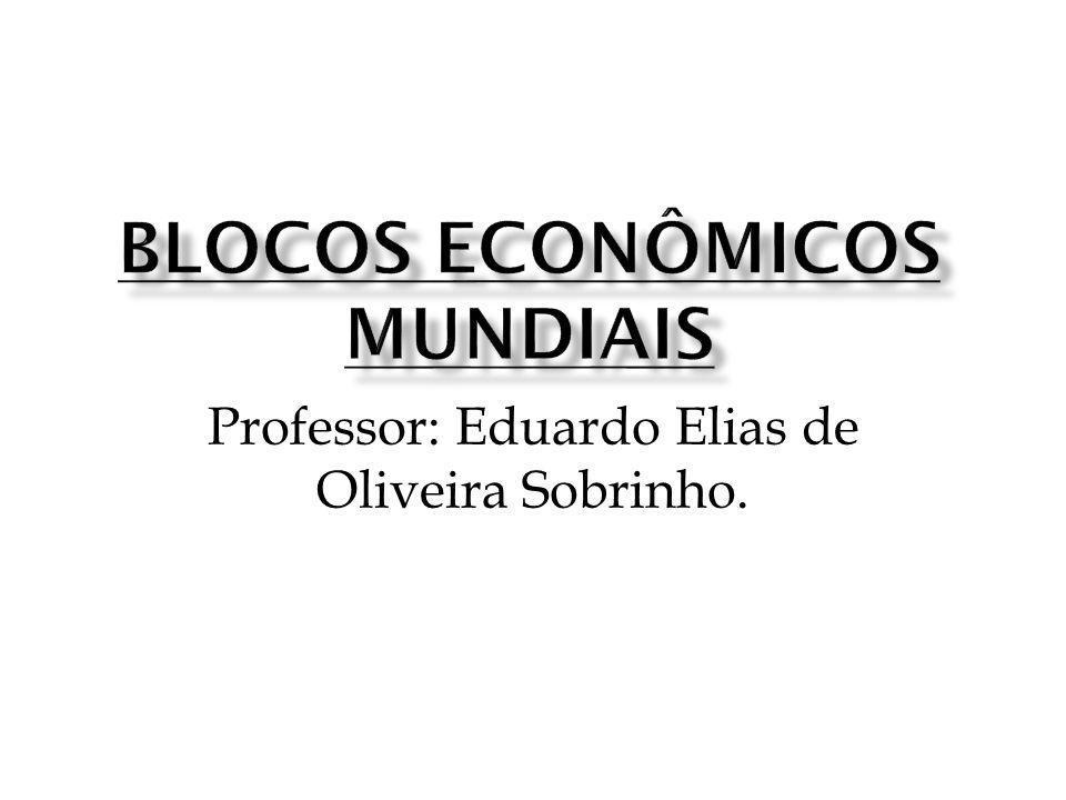 Professor: Eduardo Elias de Oliveira Sobrinho.