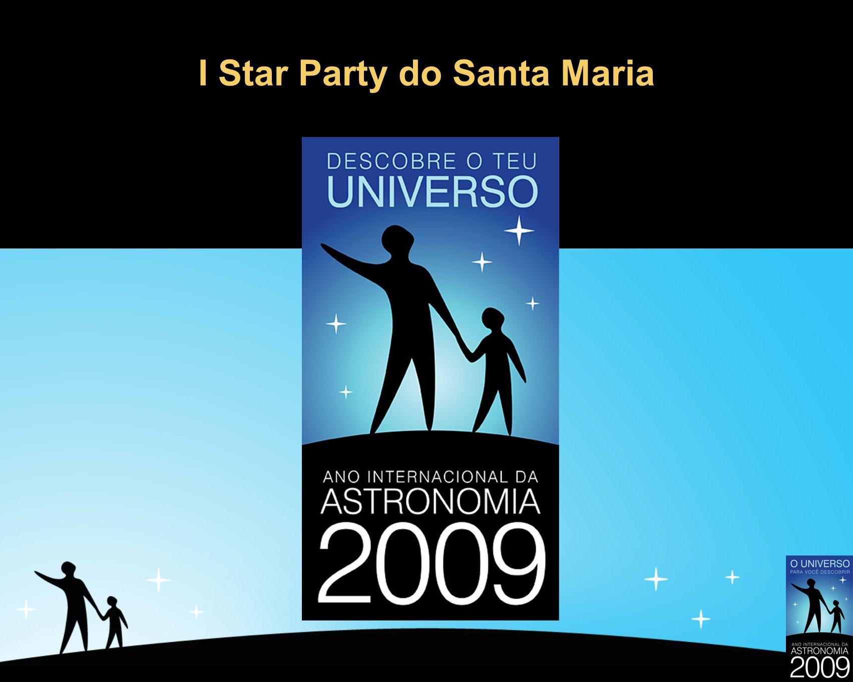 I Star Party do Santa Maria