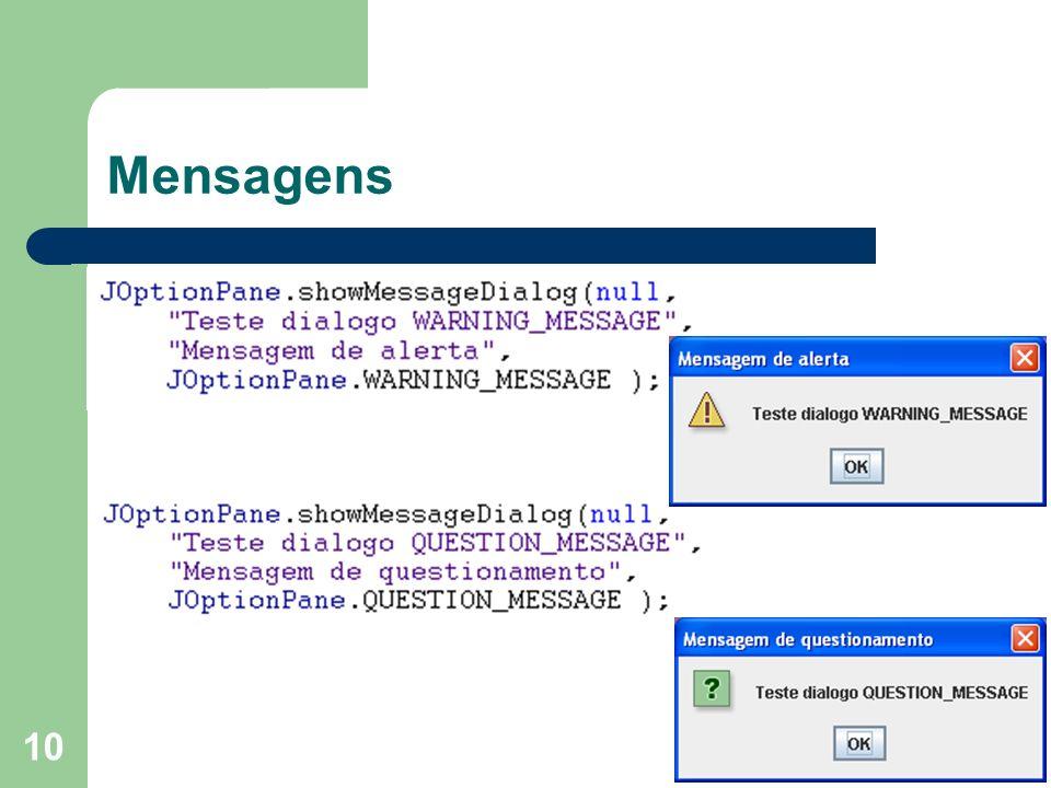 10 Mensagens