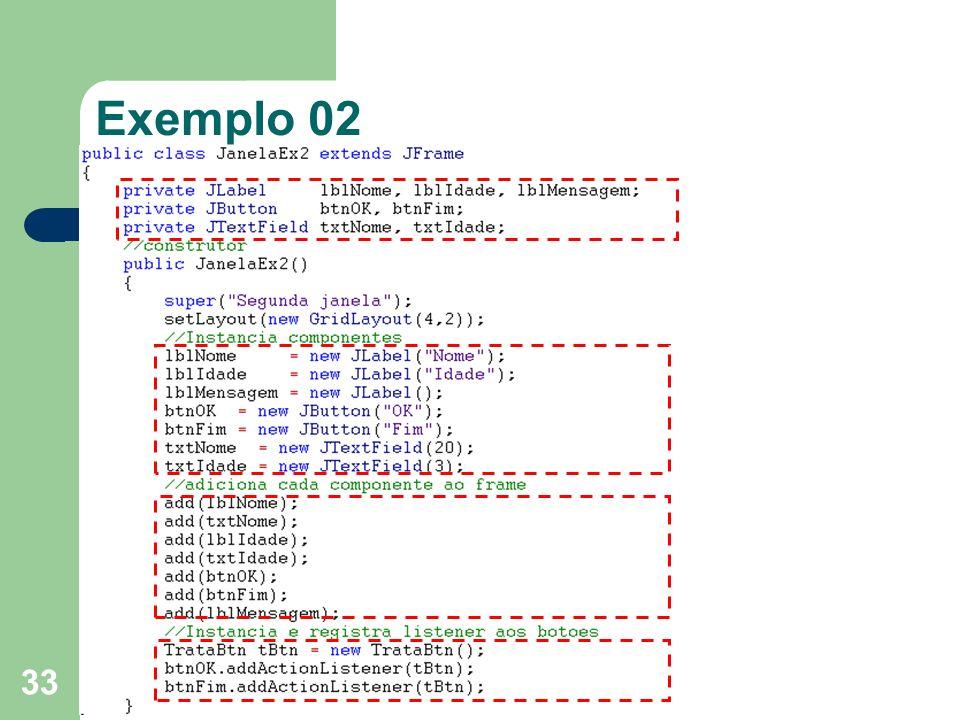 33 Exemplo 02