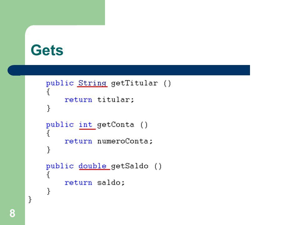 19 Inicializando array com uma lista Utiliza a lista inicializadora: – Itens entre chaves ( { } ).
