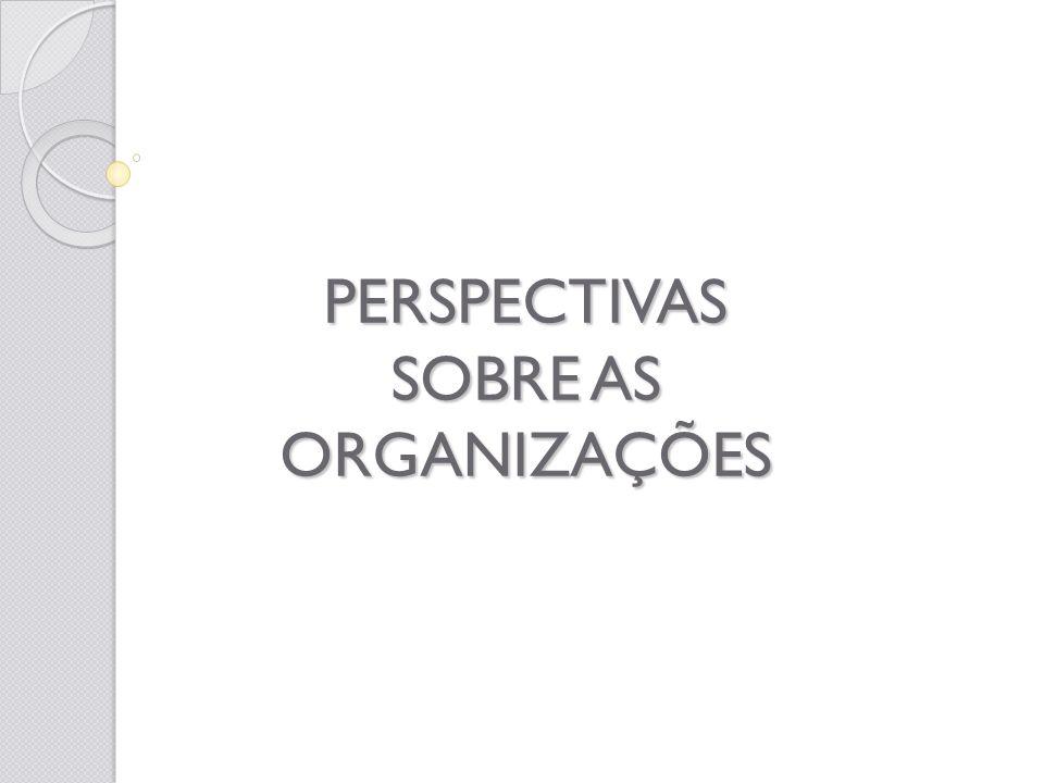 Apresentação Administração Científica Perspectiva Sociológica e suas limitações Escola Sociotécnica Teoria geral contra teorias específicas As organizações são as pessoas É uma questão de liderança