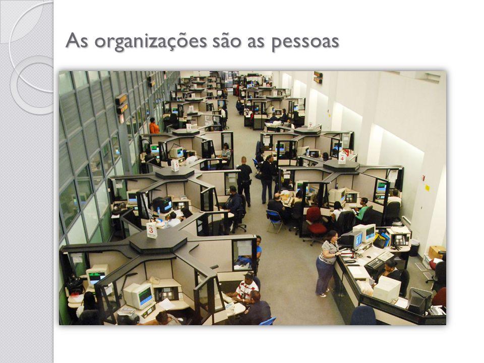 Estrutura Organizacional com H.