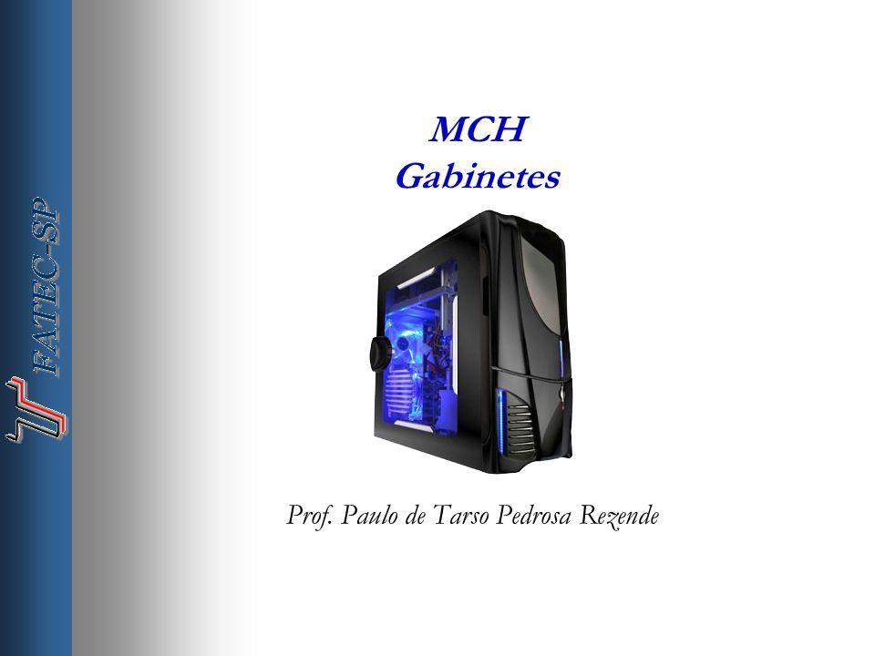 MCH Gabinetes Prof. Paulo de Tarso Pedrosa Rezende