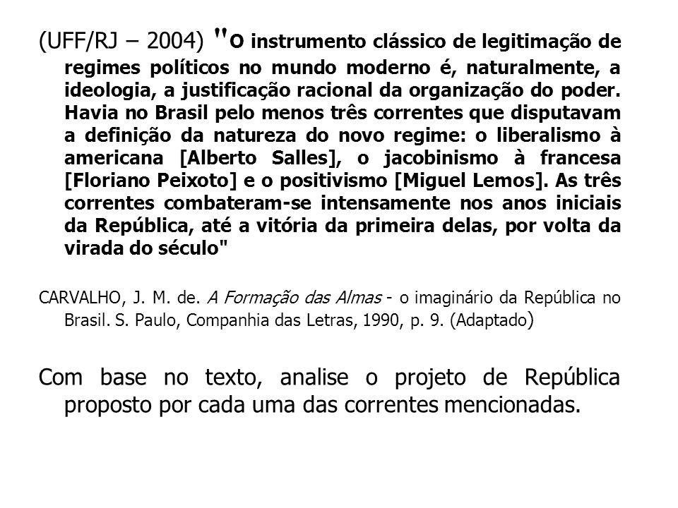 (UFF/RJ – 2004)