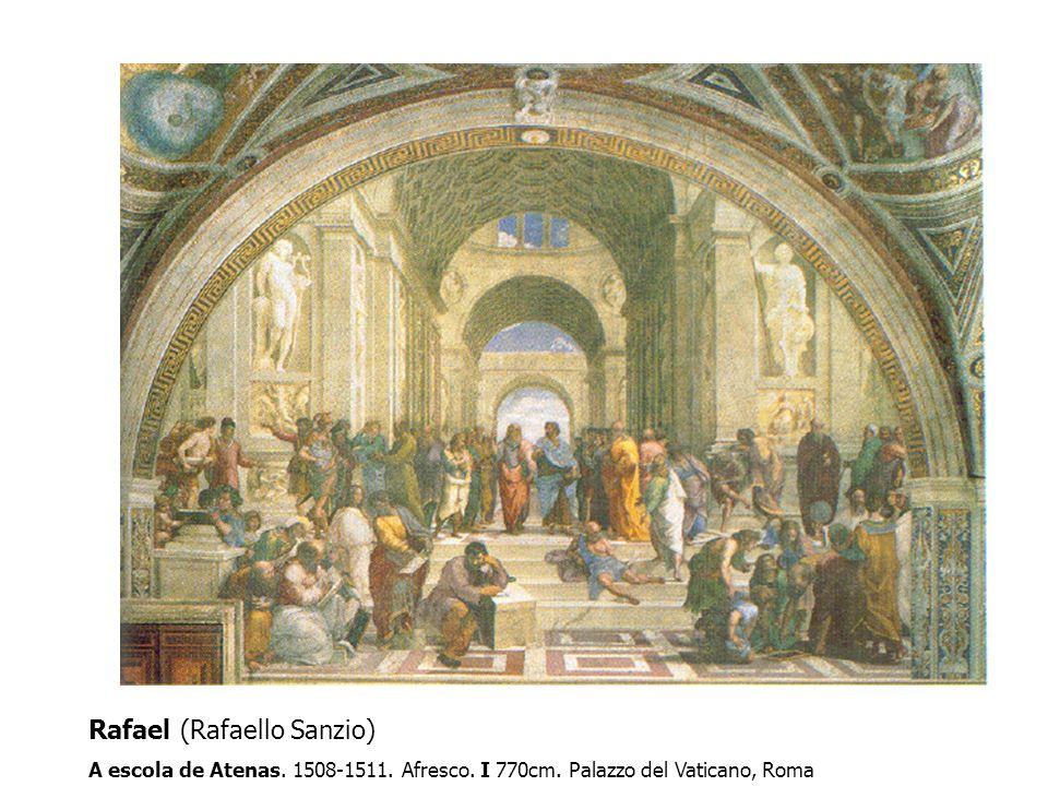 Pietà DaviMoisés Michelângelo. Teto da Capela Sistina (detalhe); 1508-1512; Afresco; Capela Sistina, Vaticano