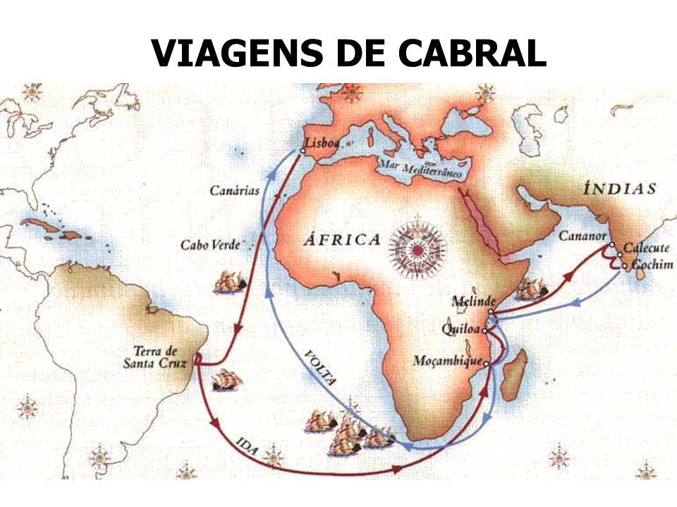 VIAGENS DE VASCO DA GAMA