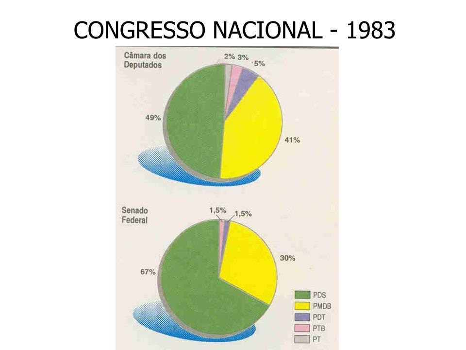 (UFRJ – 2000) A charge anterior, do cartunista Chico Caruso, diz respeito às dúvidas do general João Figueiredo no início do seu governo, sobre como deveria conduzir o principal projeto da sua administração: a abertura política .