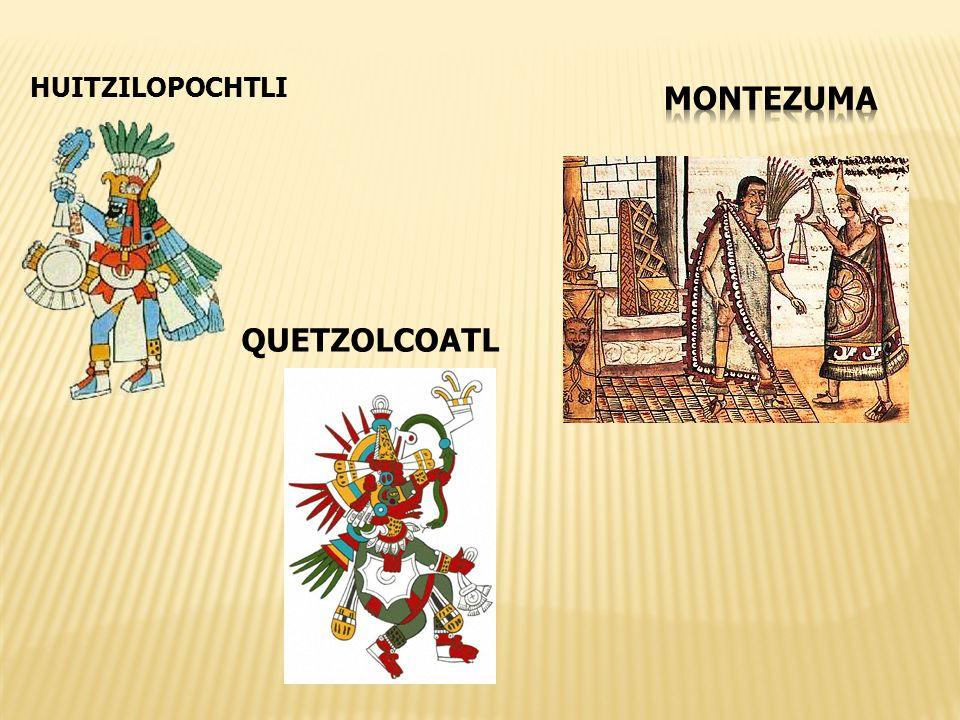 QUETZOLCOATL HUITZILOPOCHTLI