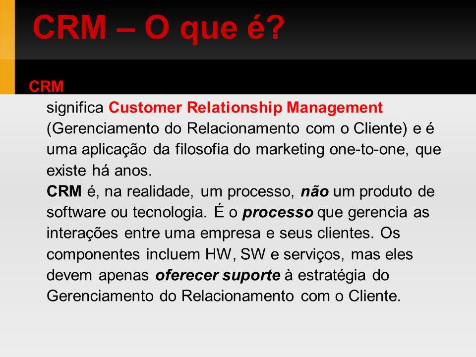 CRM, na realidade, não é nada de novo/ Esse acrônimo significa Customer Relationship Management (Gerenciamento do Relacionamento com o Cliente) e é um