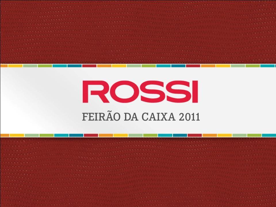 O Feirão da Caixa representa a oportunidade de comprar a casa própria em condições especiais e, para a Rossi, de apresentar e vender seus empreendimentos.