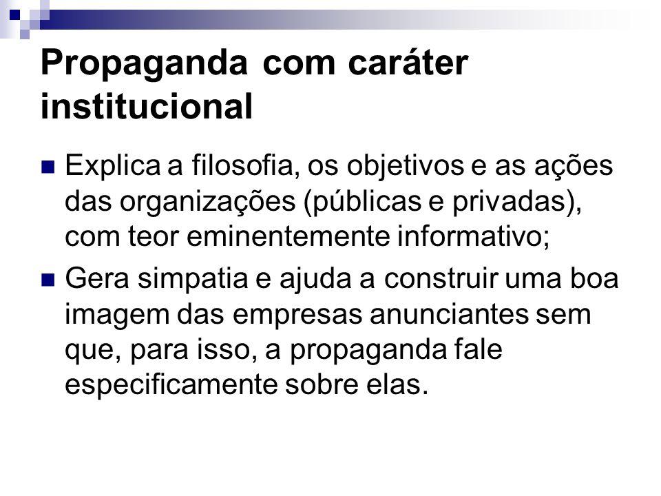 Exercício: Tendências capitais para a mídia Concentração nos quatro pilares clássicos: TV, rádio, jornal e revista.