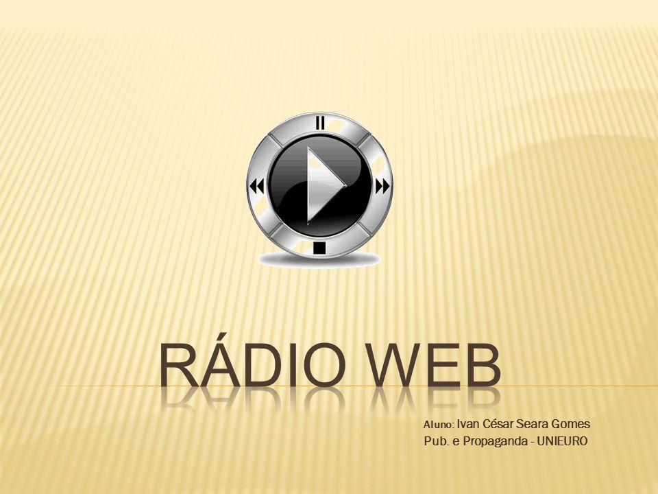 Entre as rádios virtuais, existem tanto emissoras tradicionais, que trouxeram para a Internet o que já transmitem por ondas AM / FM, como estações exclusivas da nova mídia, que vem fazendo bastante sucesso.