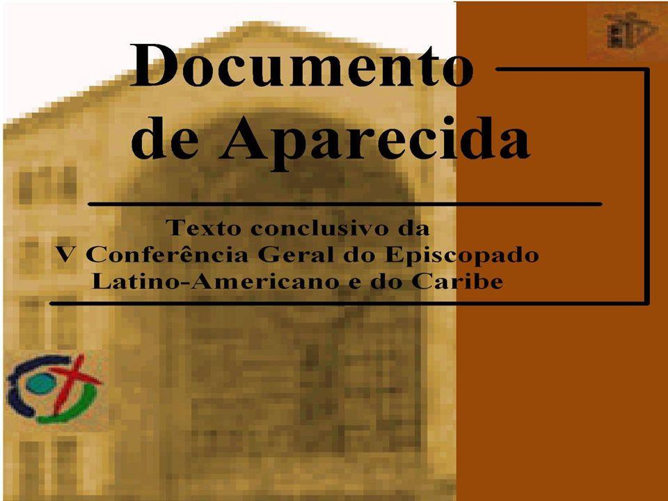 O tema da Vida compõe o núcleo do tema e do texto do Documento de Aparecida (33).