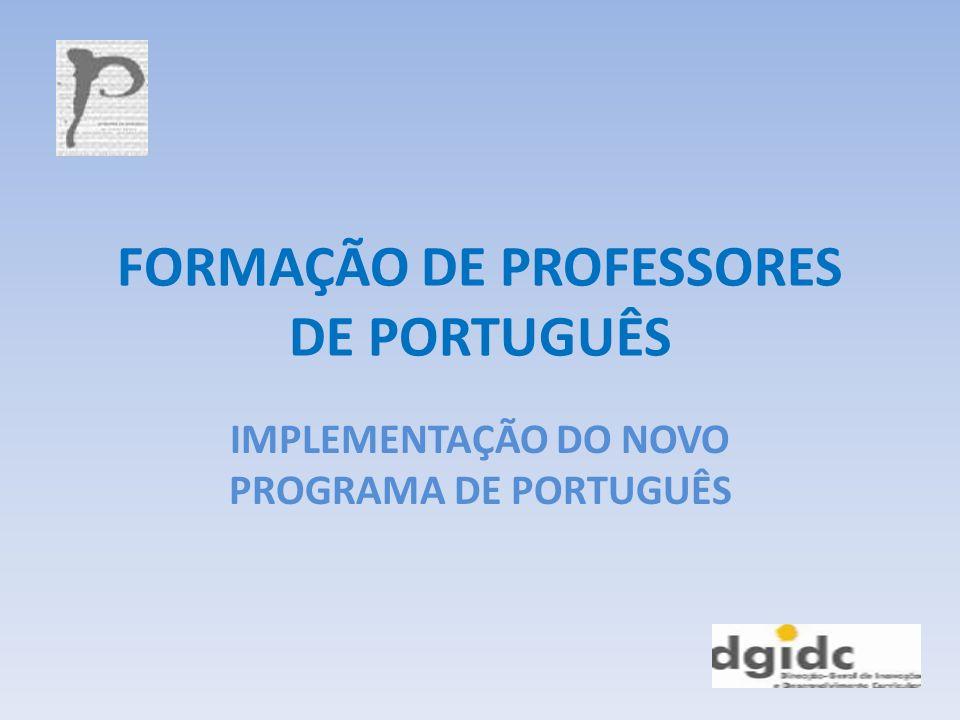 INFORMAÇÕES - Apresentação do curso de formação: estrutura – presencial (50 horas) - em linha (70 horas) avaliação (critérios DGIDC) metodologia
