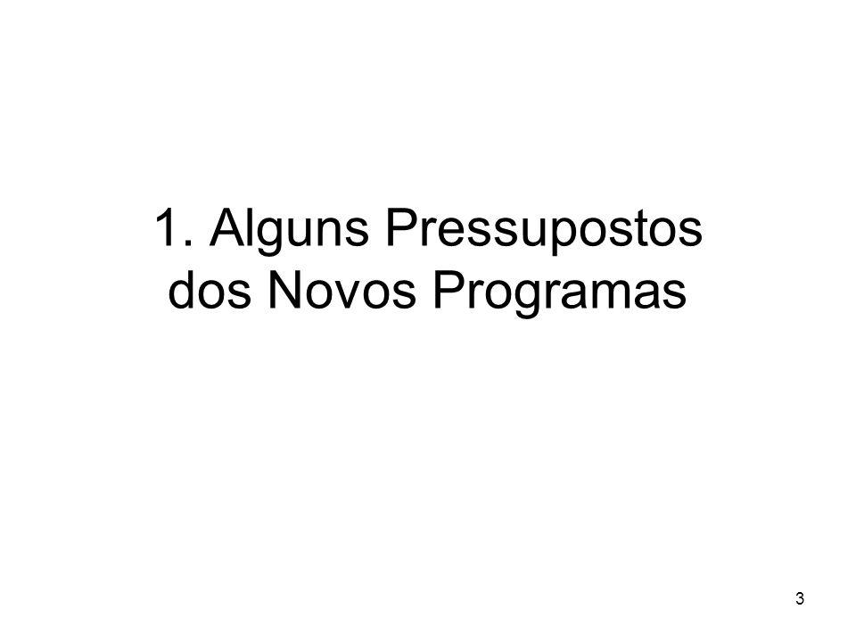 4 Organização das orientações curriculares por competências Concepção do professor de Português como agente do desenvolvimento curricular.