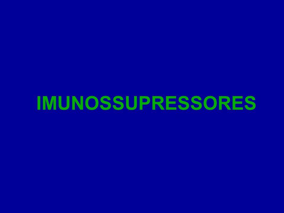 ANTICORPOS IMUNOSSUPRESSORES IMUNOGLOBULINA ANTI-D -IgG Humana anti Rh Utilização Clínica: Eritroblastose Fetal